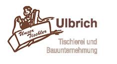 Ulbrich Tischlerei und Bauunternehmung GmbH - Logo